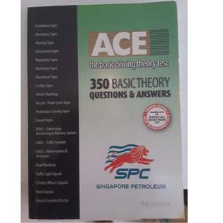The Basic Driving Theory Test ∼ 350 Basic Theory Questions & Answers