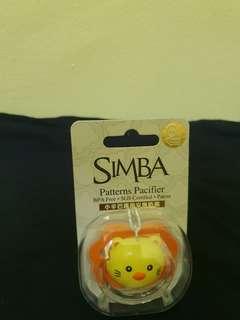 Simba pacifier 6m+
