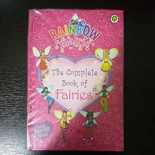 Rainbow Magic - The complete Book of Fairies ( Hard Cover )
