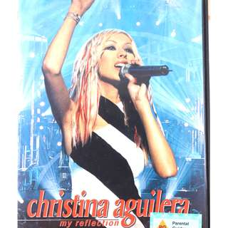 Christina Aguilera My Reflection DVD Music Video