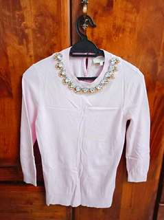 Ted Baker Beaded Top