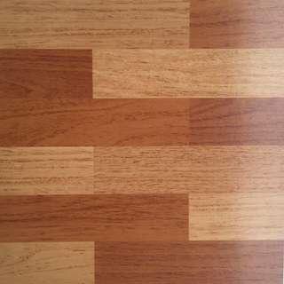 lantai vinyl tile borneo kualitas bagus