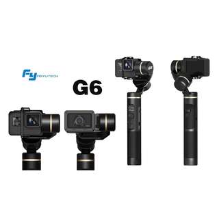 🛒Feiyu G6 Splashproof Gimbal Stabilizer for GoPro Hero 6 Hero 5 RX0 Camera