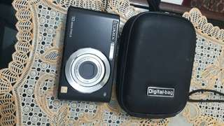 Kamera digital samsung & panasonic