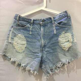 Thailand Ripped Jeans