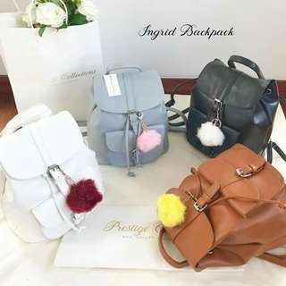 INGRID BACKPACK (Pre-order)