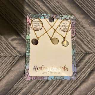 3x necklaces