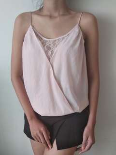 Top pink soft forever 21
