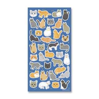 Only 1 Instock! (Mix & Match)*Mind Wave Japan - Kitty theme Stickers