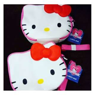 #hellokitty #lovers  Lunch box with adjustable strap up to 130cm! .