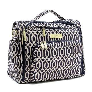 🚚 (Pre-Order)  Ju-Ju-Be Legacy Nautical Collection B.F.F. Convertible Diaper Bag, The Navigator