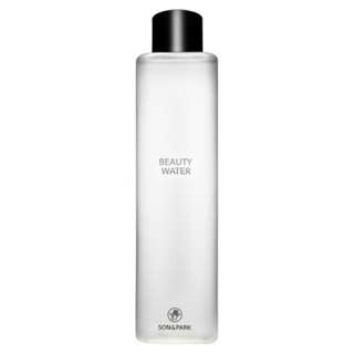 SON & PARK BEAUTY WATER AND MULTITASKING TONER