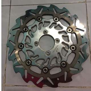 Racing Boy Brake Disc Plate Alloy 300mm
