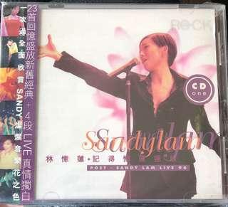 林憶蓮 記得憶蓮盛放  post Sandy Lam Live 96 (2CD)