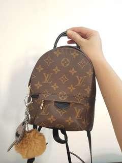 LV palmspring mini backpack