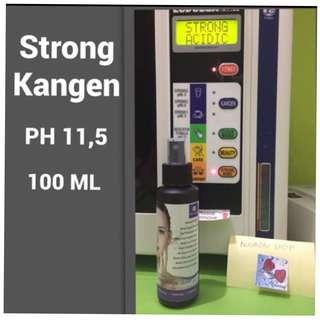 100ml Strong Kangen PH 11,5