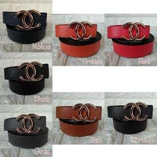 Authentic belt