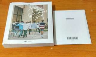 [WTS] Wanna One Photo Essay book