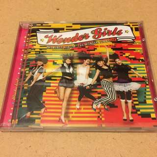 Wonder Girls. First Album