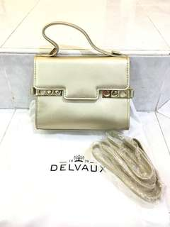 1:1 DELVAUX 2 way bag