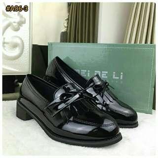 NEW DESIGN Sepatu Fashion Wanita Murah Wedges Shoes Quality Premium Best Seller #A06-3