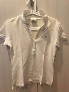 Lacoste Polo T size M