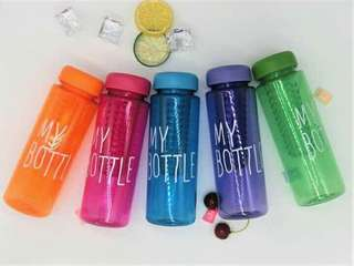 MY BOTTLE Tumbler with Infuser/Filter 500 ml