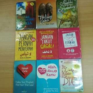 Buku buku Indonesia