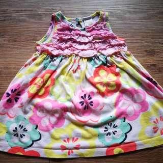 Hush Puppies Floral Dress