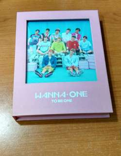 [WTS] Full set Wanna One Album