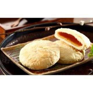 佳德糕餅-太陽餅-12入-商品有效期15天-預購