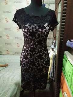 Impt. Elegant lace dress