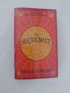 The Alchemist by Paulo Coehlo