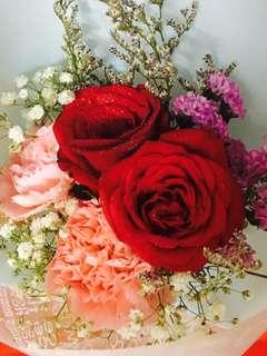 Huamama Rose Carnation