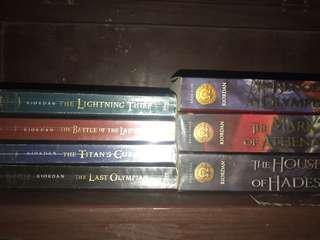 Percy Jackson Books PHP 160 - Php360