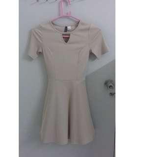 H&M Pink Dress A-line