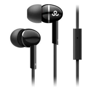 GO GEAR In-Ear Headphones Sparklers - Black