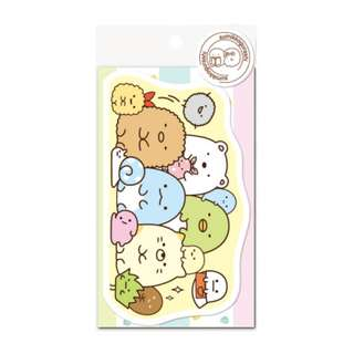 *Special Item* Only 1 Instock! (Mix & Match)*San-X Japan - Sumikko Gurashi theme Note & Letter Pad