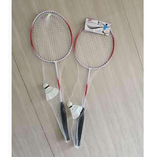 Badminton rocket