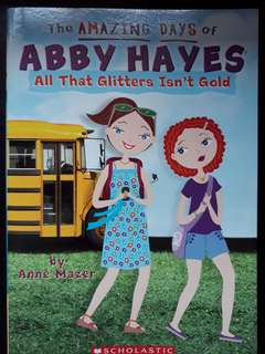 The Amazing Days of Abby Hayes: All that Glitters isn't Gold