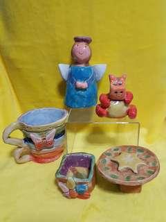Art porcelains (Display)