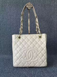 Chanel pst shopping tote