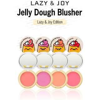 Holika Holika - Lazy & Joy Jelly Dough Blusher (Gudetama Edition)