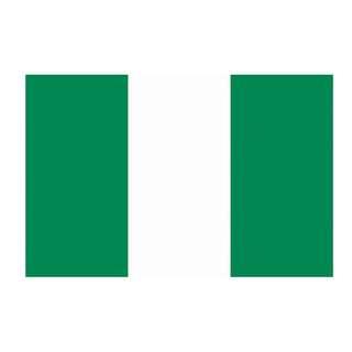 Nigeria Flag (3x5 ft)