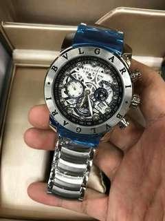 Unisex bvlgari watch