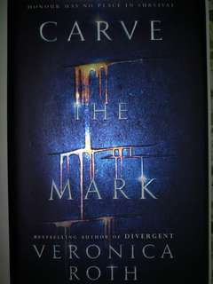 Carve The Mark/ Hard cover - Veronica Roth