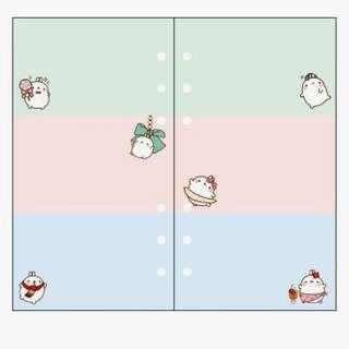 Cute Pastel Planner/ Journal Insert [PO]