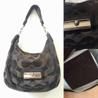 Preloved coach