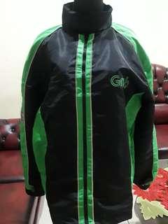 jacket & helm Grab
