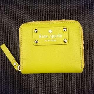 Kate Spade 零錢包(有4個卡位)